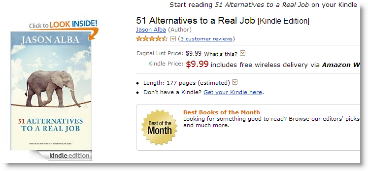 51-alternatives-to-a-real-job-kindle