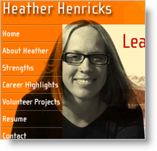 Heather Henricks - Personal Branding Done Right!