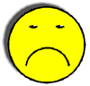 Angry or Sad face