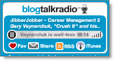 Gary Vaynerchuk - Crush It author on our careers