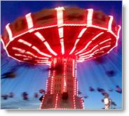 carnival ride...