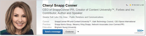 cheryl_snapp_conner_linkedin_profile