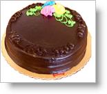 Chocolate cake - yeehaw!