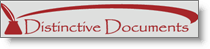 Distinctive Documents - resume services