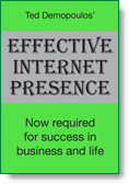 Effective Internet Presence book
