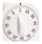 use a timer to control your day