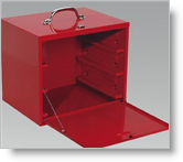 Why is my toolbox empty? http://www.firstclasstools.co.uk/images/VS2113%20OPEN%20&%20EMPTY.jpg