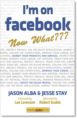 Facebook book and Facebook guide for professionals