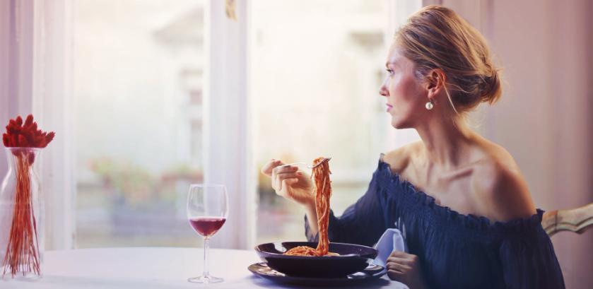 Flinging Spaghetti Entrepreneur