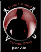 Personal Branding Award to Jason Alba