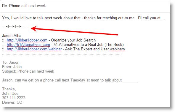 jibberjobber-email2log-logendline_1