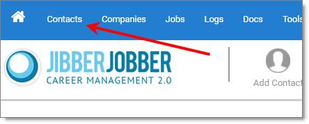 jibberjobber-main-menu