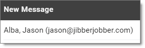 jibberjobber-paste-email-address