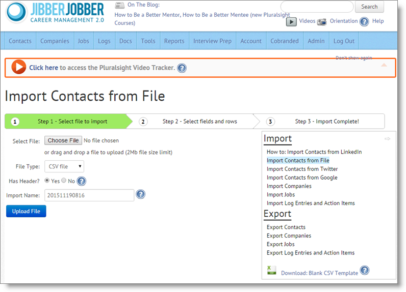 jibberjobber_friction_import_export_new_UI