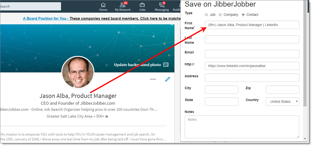 jibberjobber_job_search_widget_contact