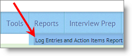 jibberjobber_log_entries_action_item_report