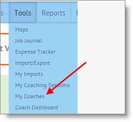 jibberjobber_my_coaches_tools_menu