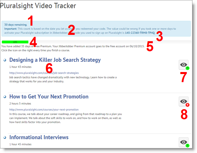 jibberjobber_pluralsight_course_tracker
