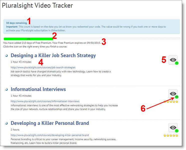 jibberjobber_pluralsight_tracker