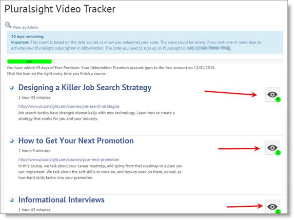 jibberjobber_pluralsight_tracker_page