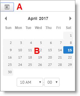 jj-calendar-wdget