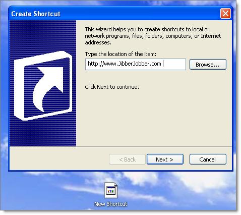 How to make a website shortcut on desktop google chrome