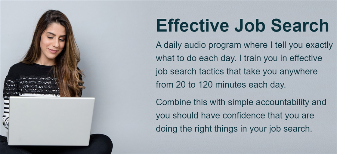 Job Search Program Effective Job Search