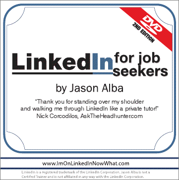 LinkedIn for Job Seekers - DVD