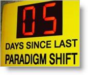 Paradigm Shifting - image credit: http://zapatopi.net/labs/