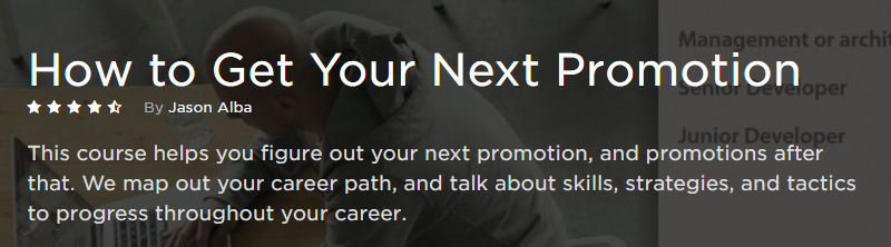 Pluralsight How To Get Your Next Promotion