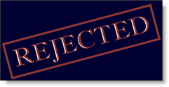 You - The Rejected?