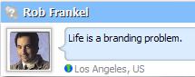 Rob Frankel - branding expert