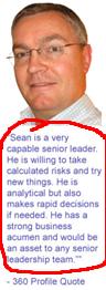 Sean O'Donovan - image and endorsement