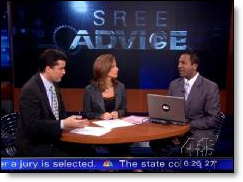 Sree Advice - online job hunting tools (JibberJobber is first)