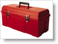 Career toolbox, or job seekers toolkit