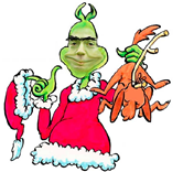 Don't let the grinch steal your Christmas